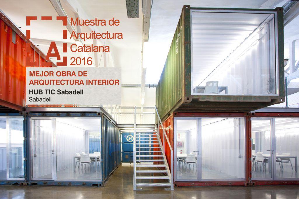 ROA ARQUITECTURA PREMIO MUESTRAS ARQUITECTURA 2016
