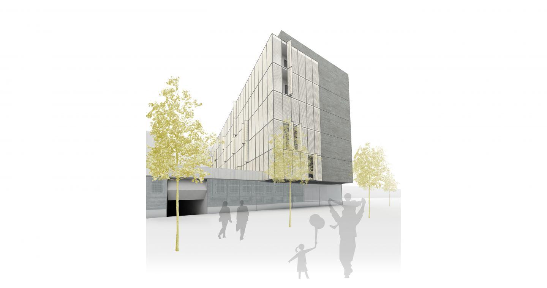 roa arquitectura residencia vivienda social terrassa 01