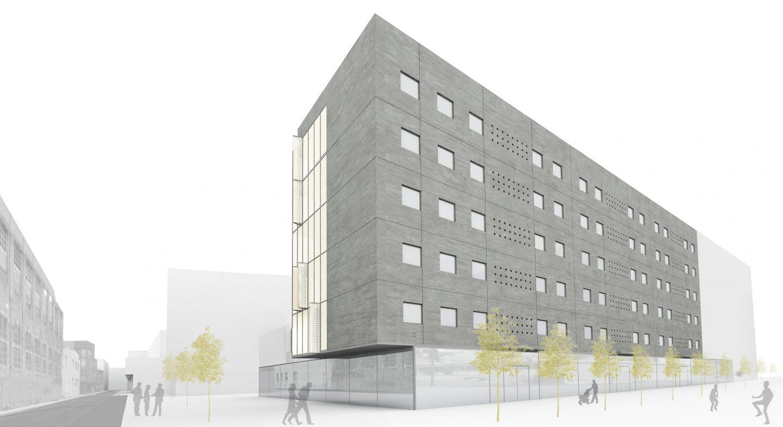 roa arquitectura residencia vivienda social terrassa 03