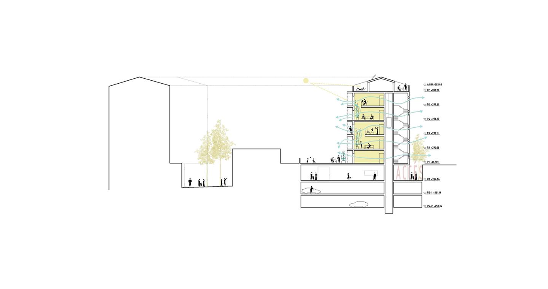 roa arquitectura residencia vivienda social terrassa 05