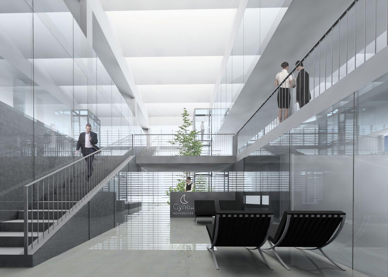 roa arquitectura y sostenibilidad ampliacion oficinas palau 04