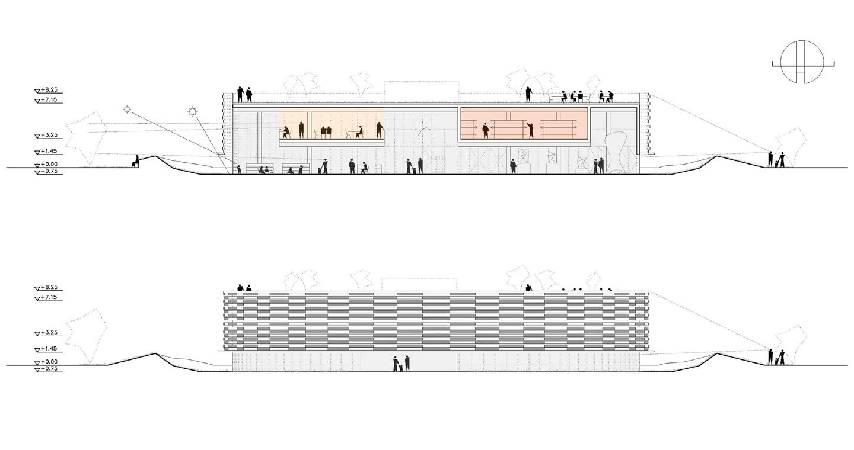 roa arquitectura y sostenibilidad biblioteca llança 03