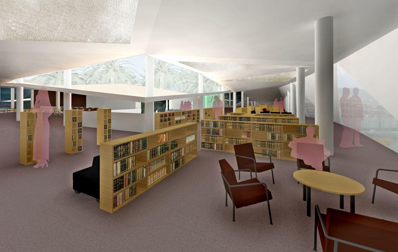 roa arquitectura y sostenibilidad cultural biblioteca sitges 04