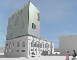 roa arquitectura y sostenibilidad equipamiento social barcelona 02