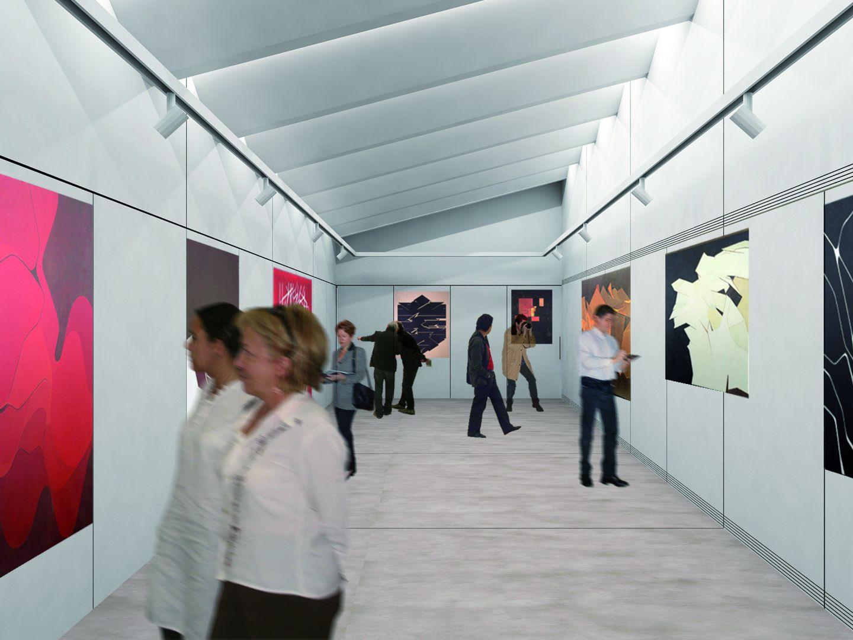 roa arquitectura y sostenibilidad oficina de turismo la pobla de llillet 04