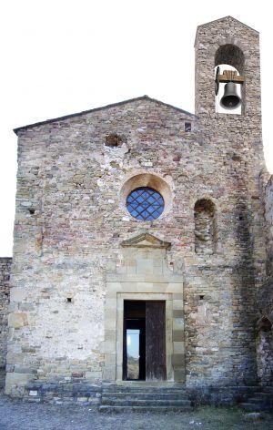 roa arquitectura y sostenibilidad patrimonio campanario santa maria de lillet 01