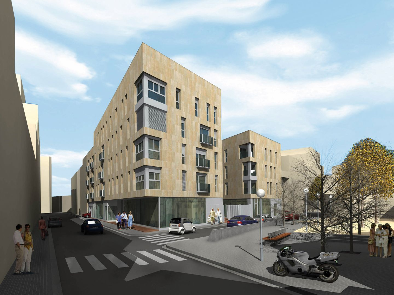 roa arquitectura y sostenibilidad residencial plurifamiliar sabadell 01