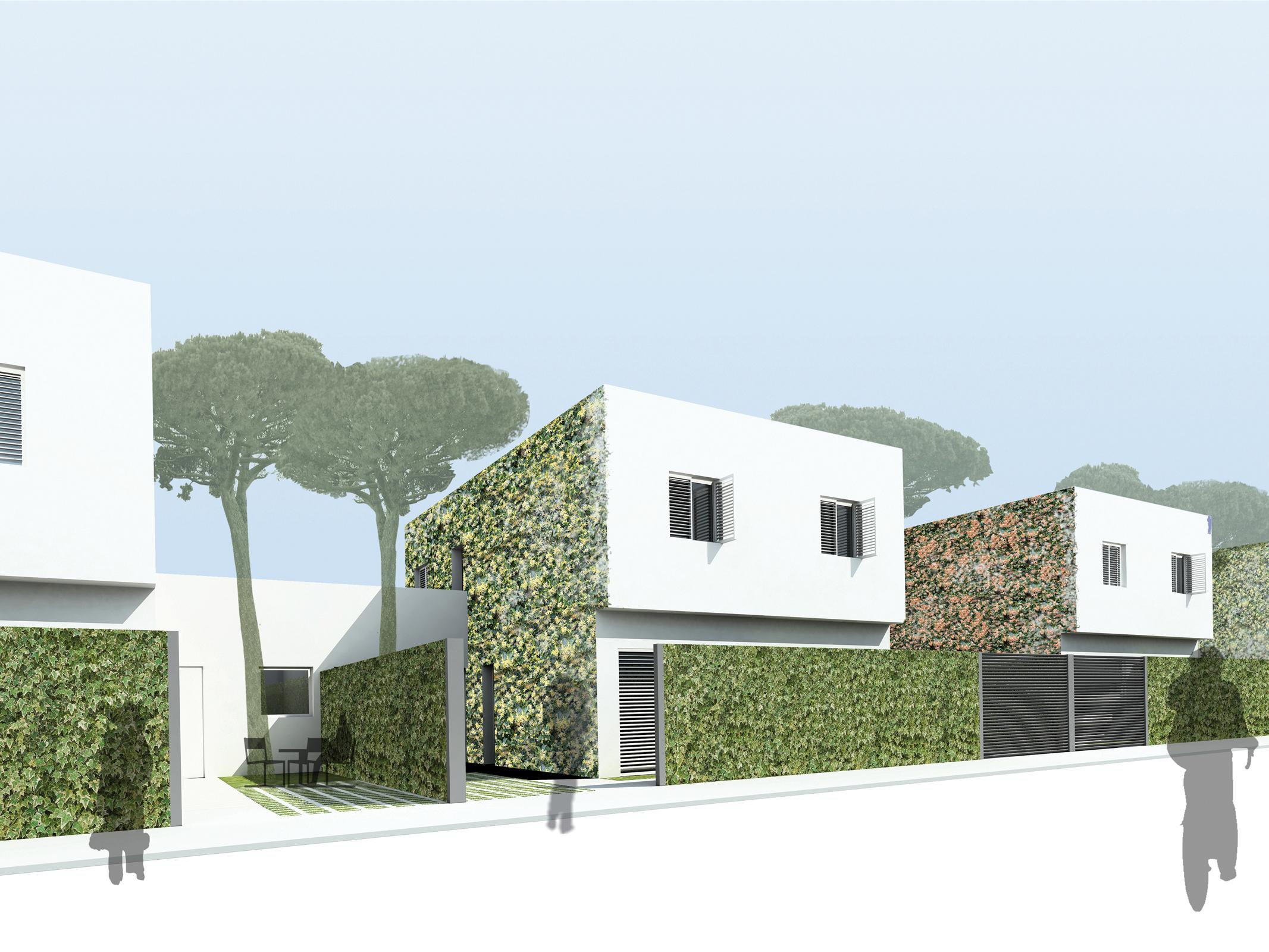 Vivienda social c rdoba roa arquitectura for Vivienda arquitectura