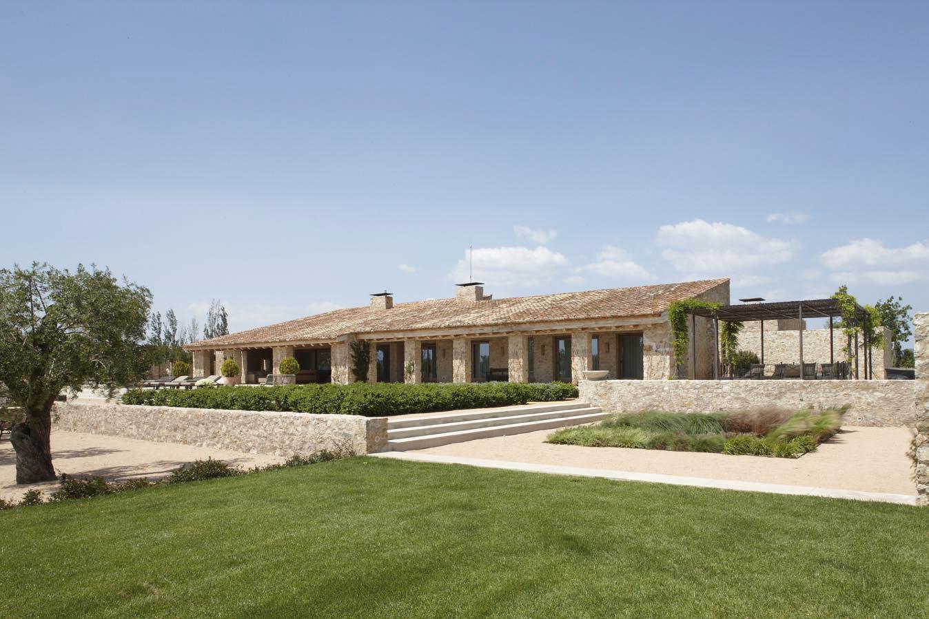 roa arquitectura y sostenibilidad vivienda unifamiliar girona 04