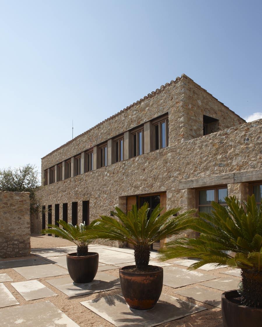 Vivienda unifamiliar girona roa arquitectura for Vivienda unifamiliar arquitectura