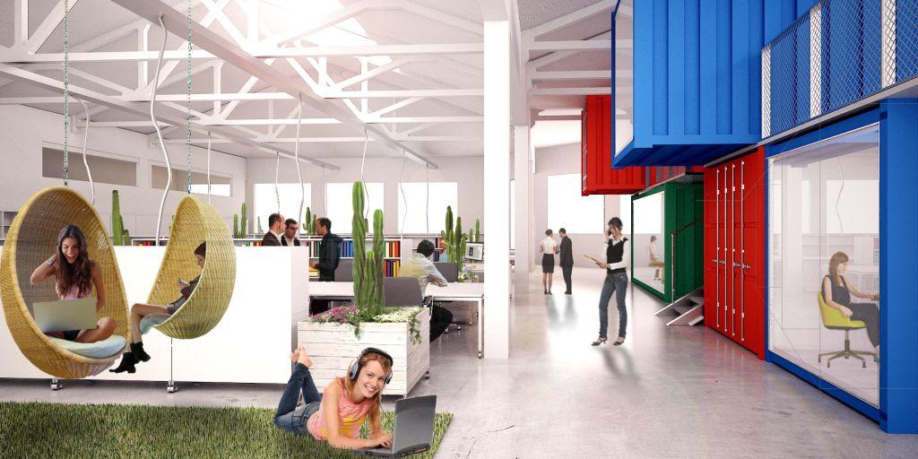 roa arquitectura y sostenibilidad equipamiento oficinas sabadell 1