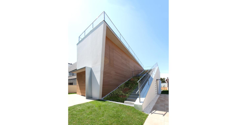 roa arquitectura y sostenibilidad residencial unifamiliar barbera 12