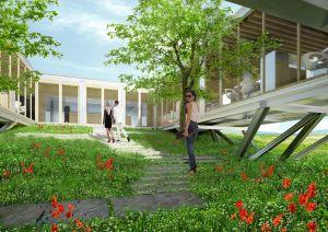 roa arquitectura y sostenibilidad facility restaurant 00