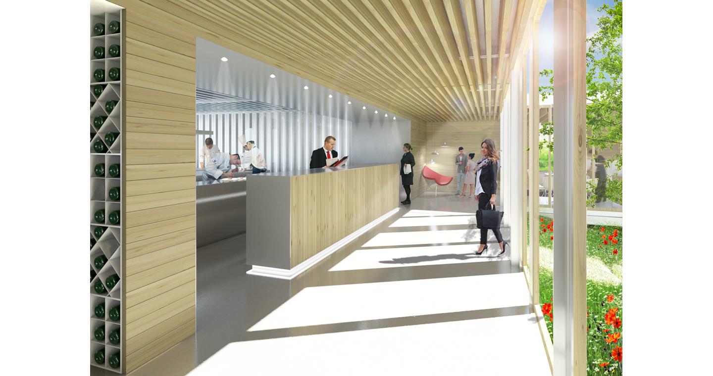 roa arquitectura y sostenibilidad facility restaurant 04