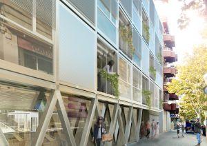 roa arquitectura y sostenibilidad residencial plurifamiliar sabadell 00